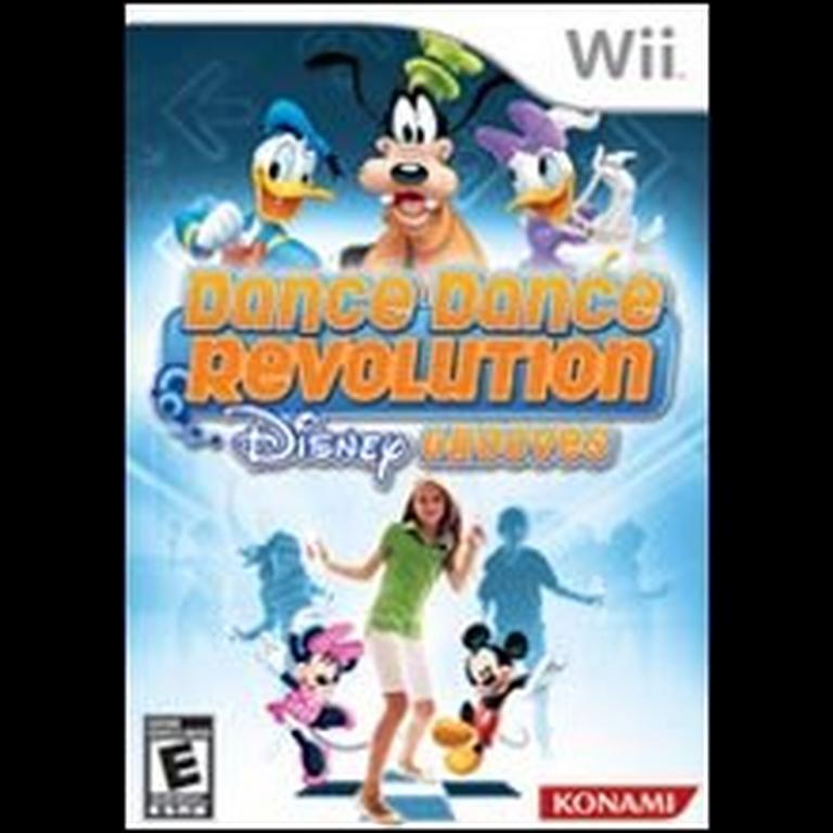 Dance Dance Revolution: Disney Grooves (Game Only)