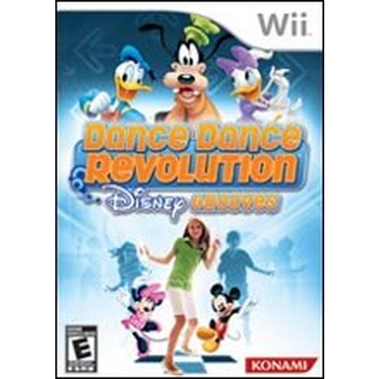 DanceDanceRevolution Disney Grooves - Game Only