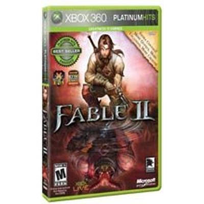 Fable 2 with Download Content Platinum Hits