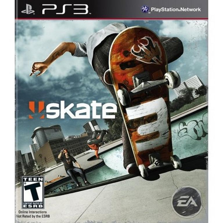 Skate 3 Playstation 3 Gamestop