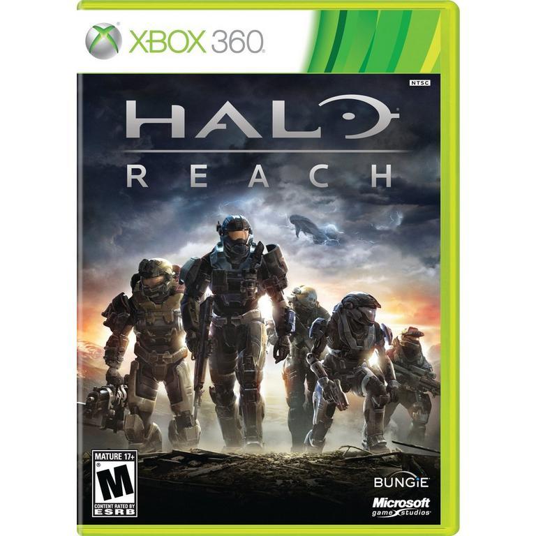 Halo Reach Xbox 360 Gamestop