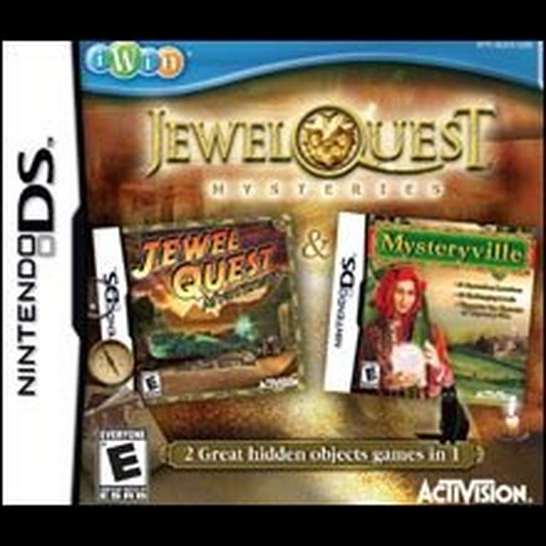 Jewel Quest Mysteries
