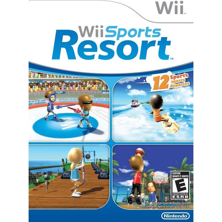 Wii Sports Resort - Game Only