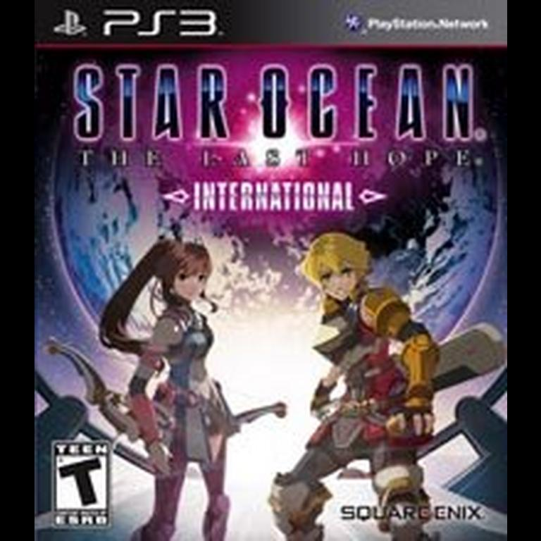 Star Ocean: Last Hope International