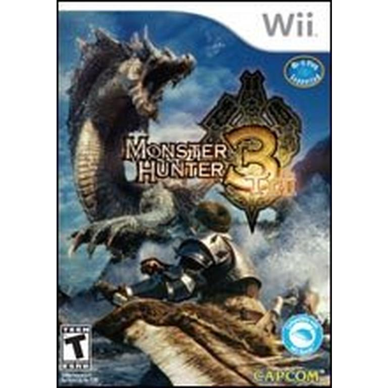 Monster Hunter Tri - Game Only