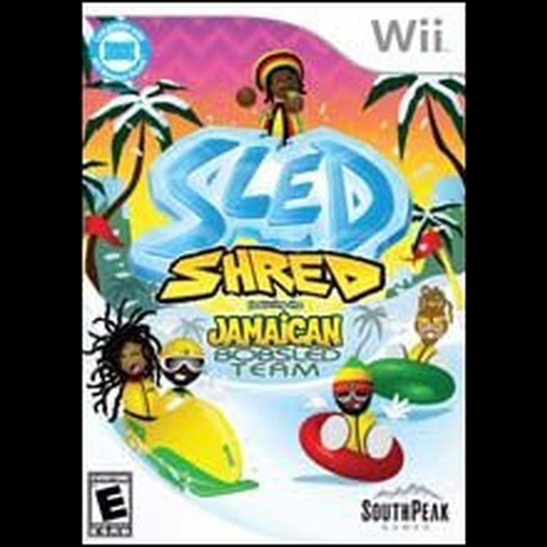 Sled Shred featuring the Jamaican Bobsled Team