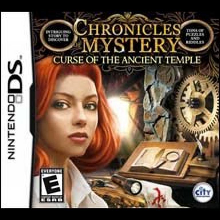 Chronicles of Mystery:Curse of the Ancient Temple