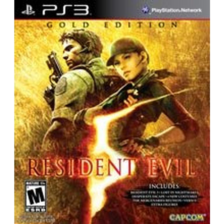 Resident Evil 5 Gold Edition