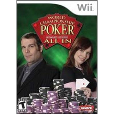 World Championship Poker: Featuring Howard Lederer - All In.