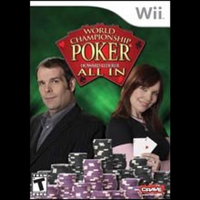 World Championship Poker: Featuring Howard Lederer - All In.