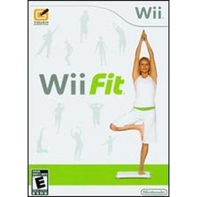 Wii Fit - Game Only