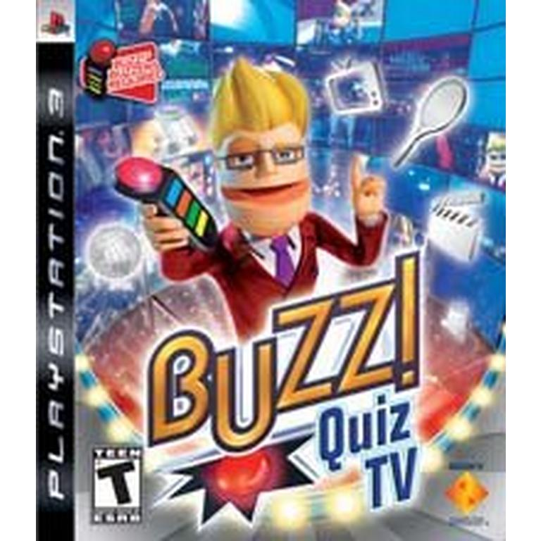 Buzz Quiz TV! (Game Only)