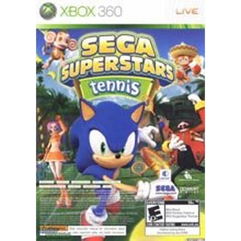 Sega Superstars Tennis / XBOX Live Arcade Compilation (2 discs)