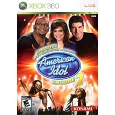Karaoke Revolution :American Idol Encore 2 - Game Only