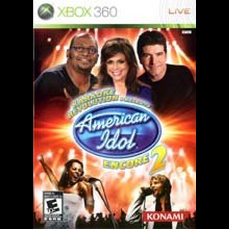 Karaoke Revolution :American Idol Encore 2 - Game Only