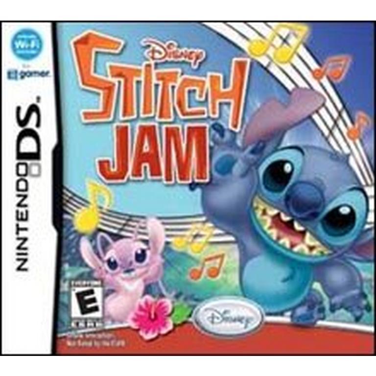 Disney's Stitch Jam