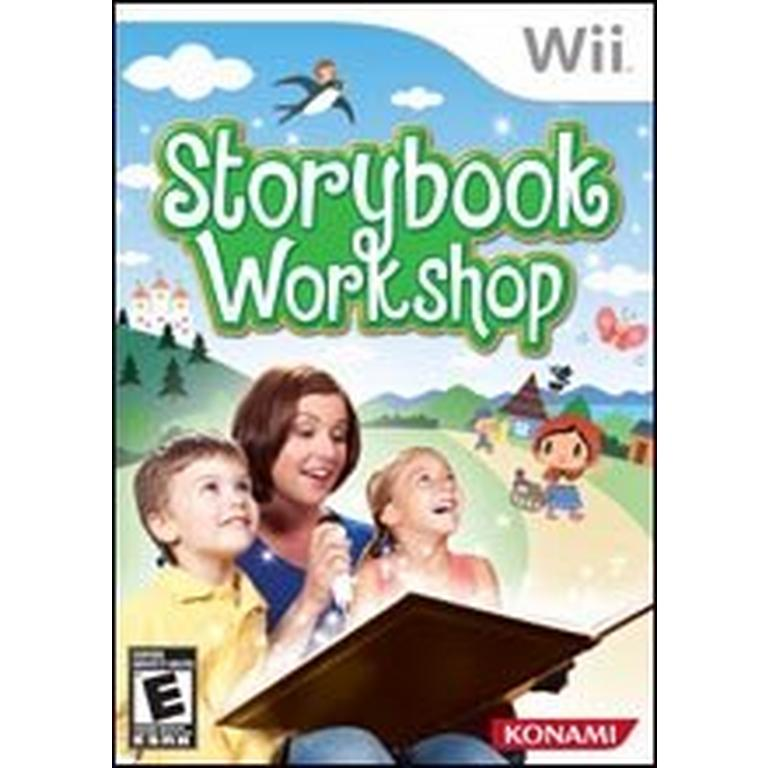 Storybook Workshop - Game Only