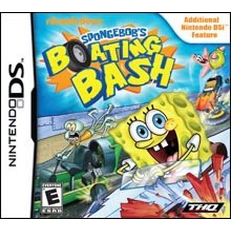 SpongeBob's Boating Bash