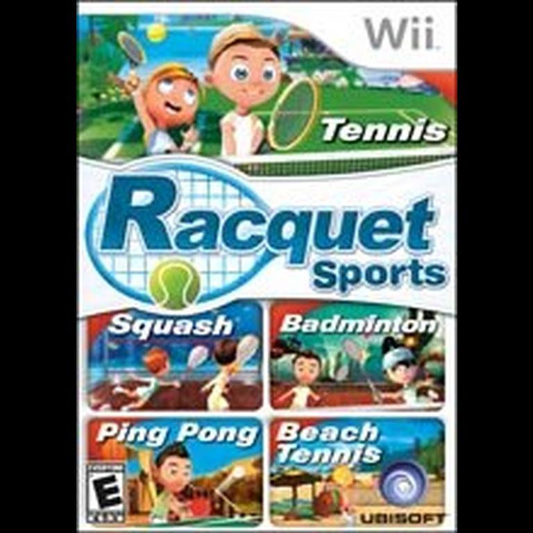 Racquet Sports - Game Only