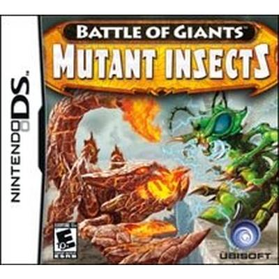 Battle of Giants: Mutant Insects