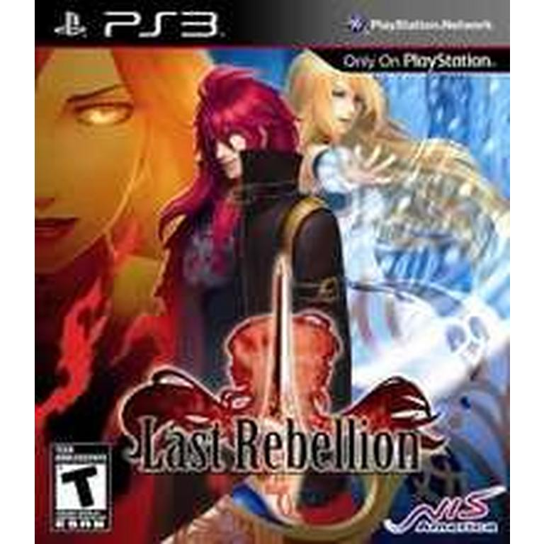 Last Rebellion | PlayStation 3 | GameStop