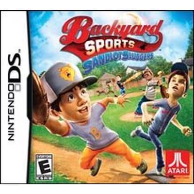 Backyard Sports: Sandlot Sluggers DS
