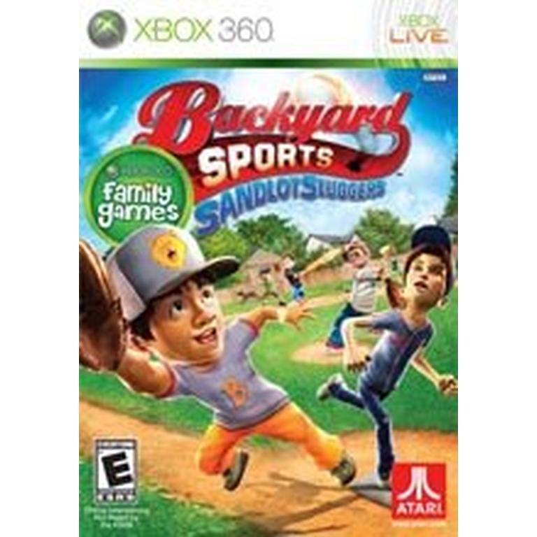 Backyard Sports: Sandlot Sluggers | Xbox 360 | GameStop