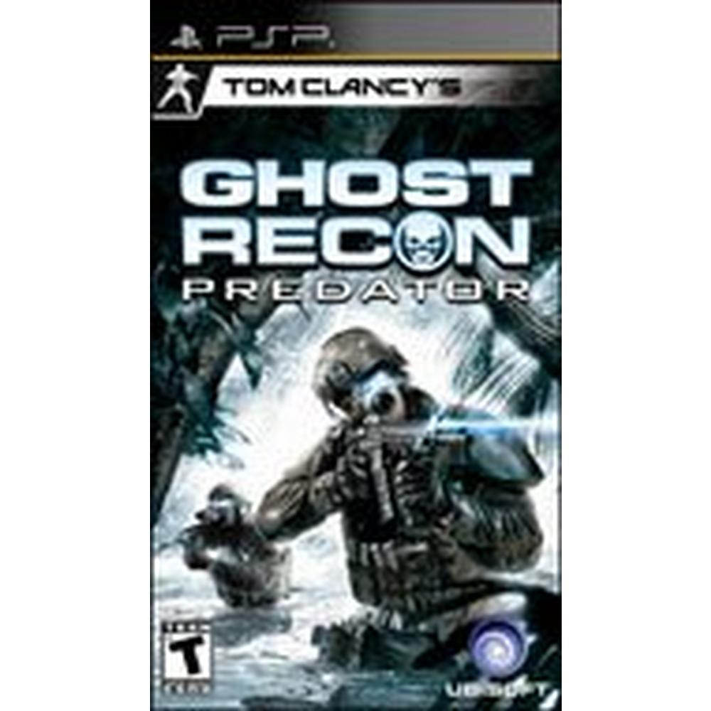 Tom Clancy's Ghost Recon: Predator | Sony PSP | GameStop