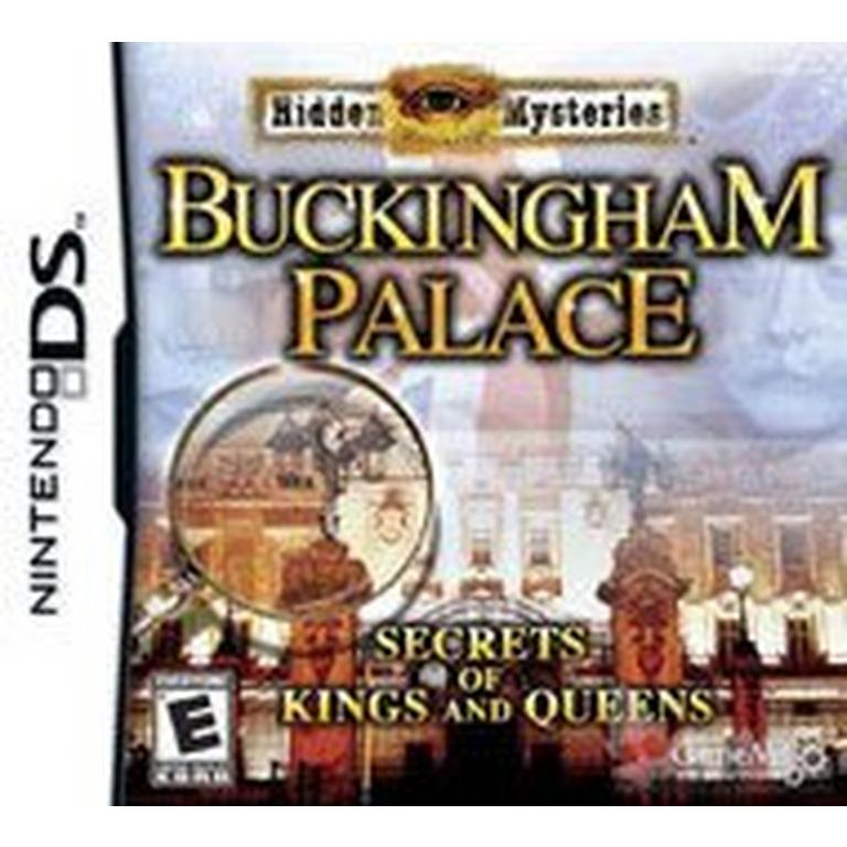 Hidden Mysteries: Buckingham Palace Secrets of Kings and Queens