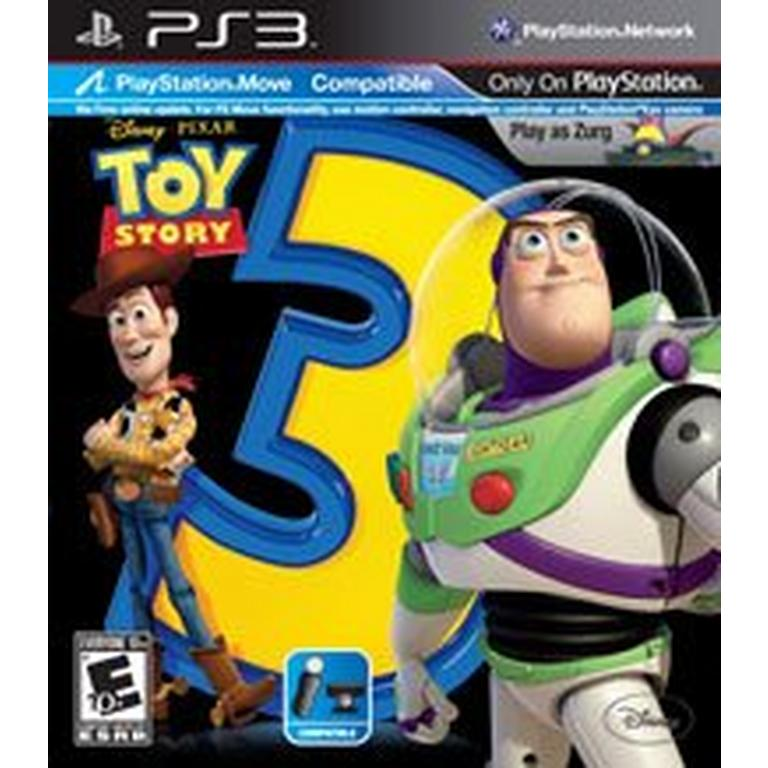 Toy Story 3 Playstation 3 Gamestop