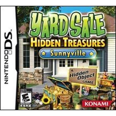 Yard Sale Hidden Tresures: Sunnyvillle