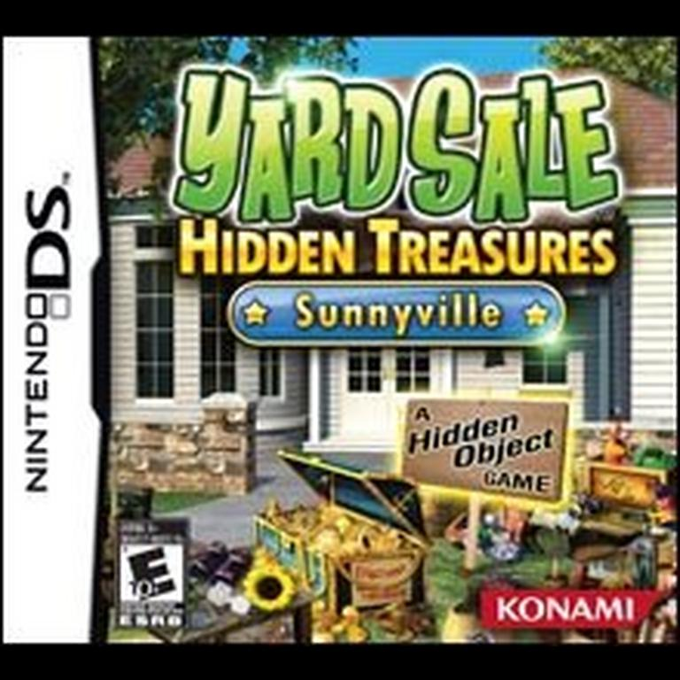 Yard Sale Hidden Tresures: Sunnyvillle
