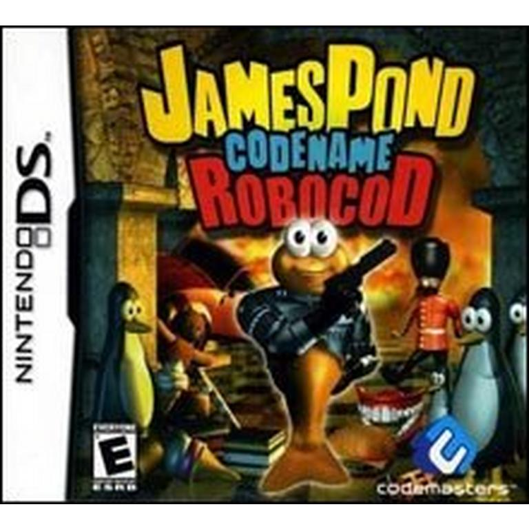 James Pond Codename: Robocod