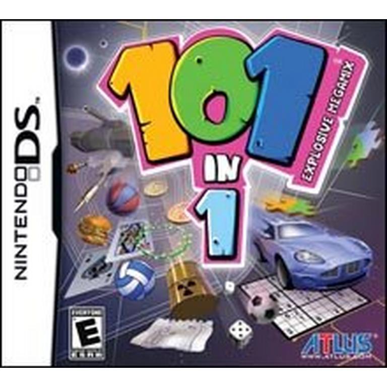 101 in 1 Explosive Megamix