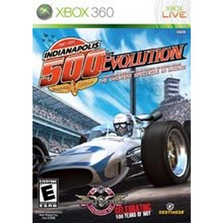 Indianapolis 500: Evolution