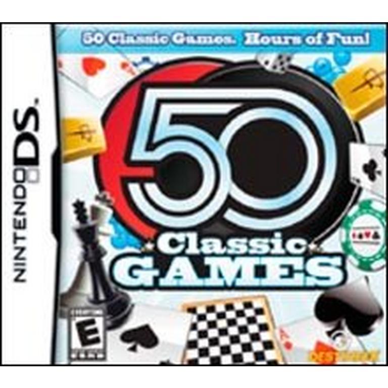 50 Games Classics