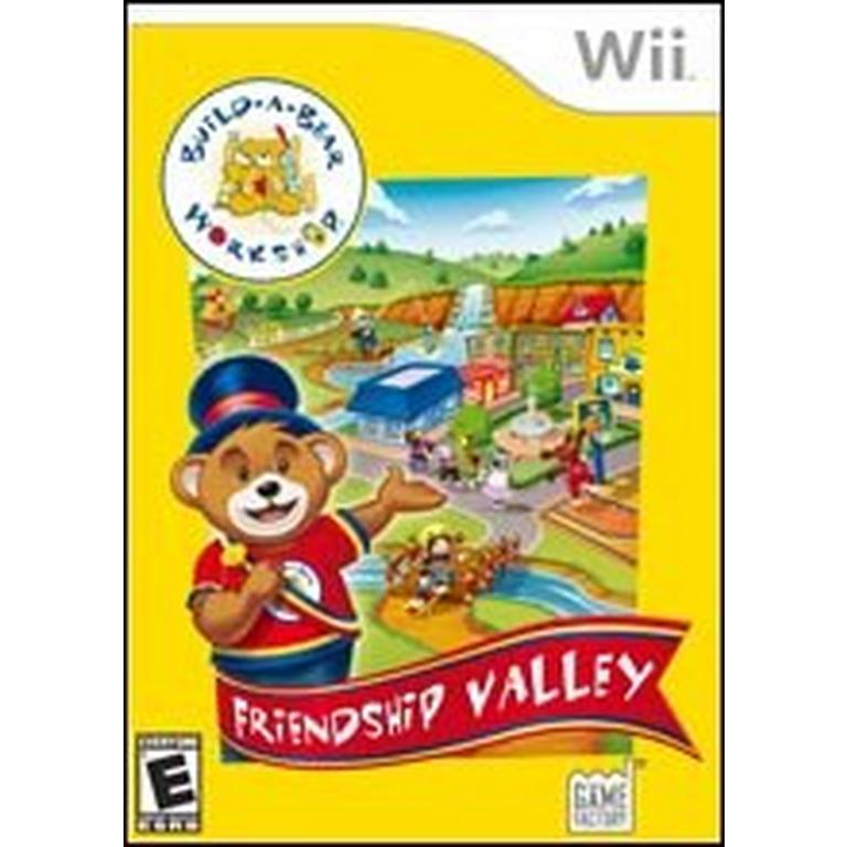 Build a Bear: Friendship Valley