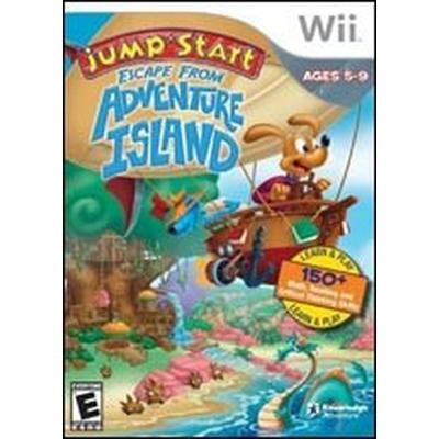 JumpStart Escape from Adventure Island