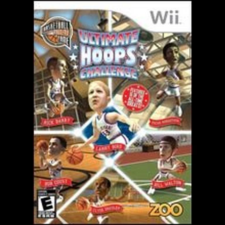 Hall of Fame Ultimate Hoops Challenge