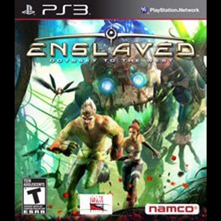 Enslaved Odyssey To The West Playstation 3 Gamestop