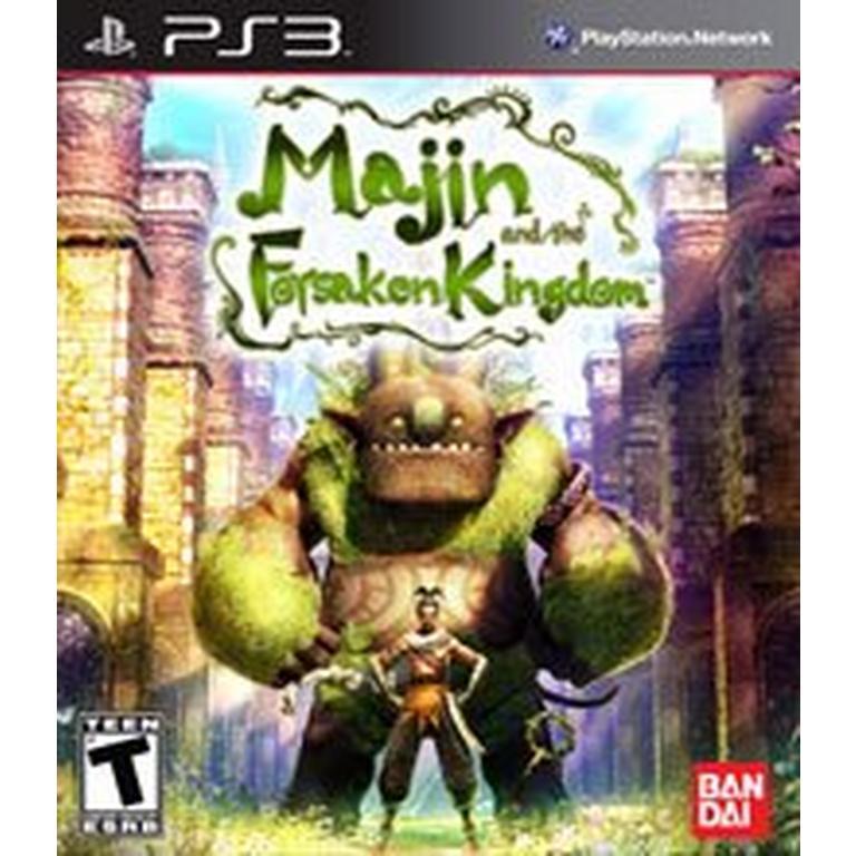 Majin and the Forsaken Kingdom