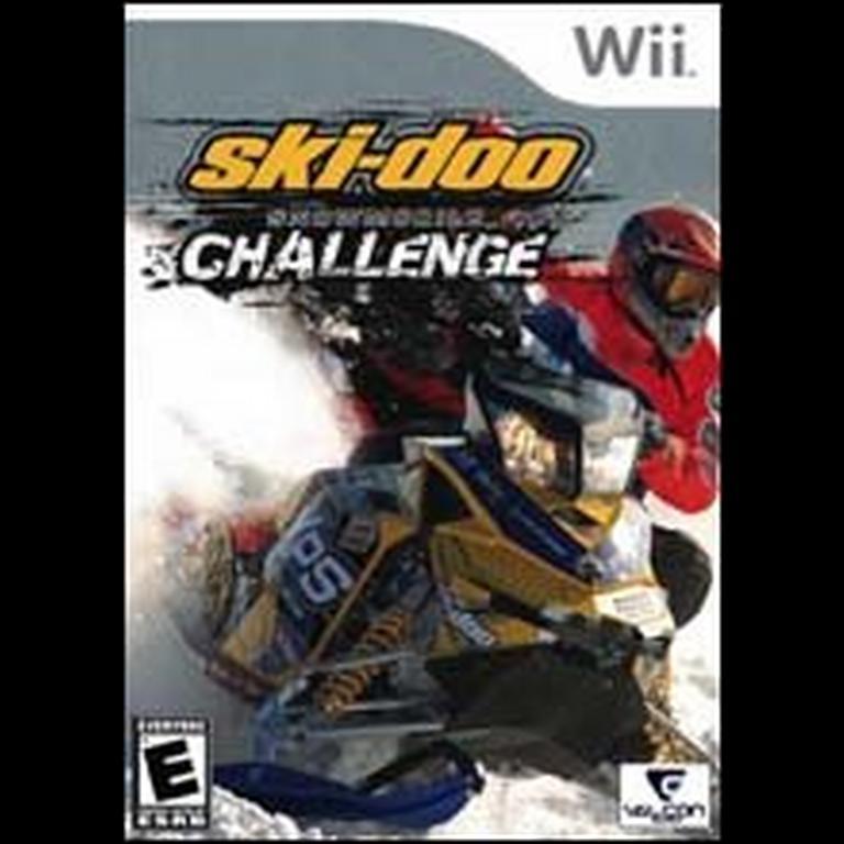 Ski Doo: Snowmobile Challenge
