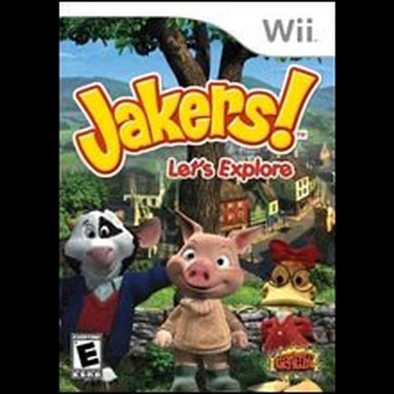 Jakers! Let's Explore
