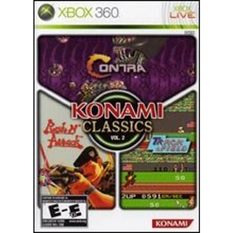 Konami Classics Vol. 2