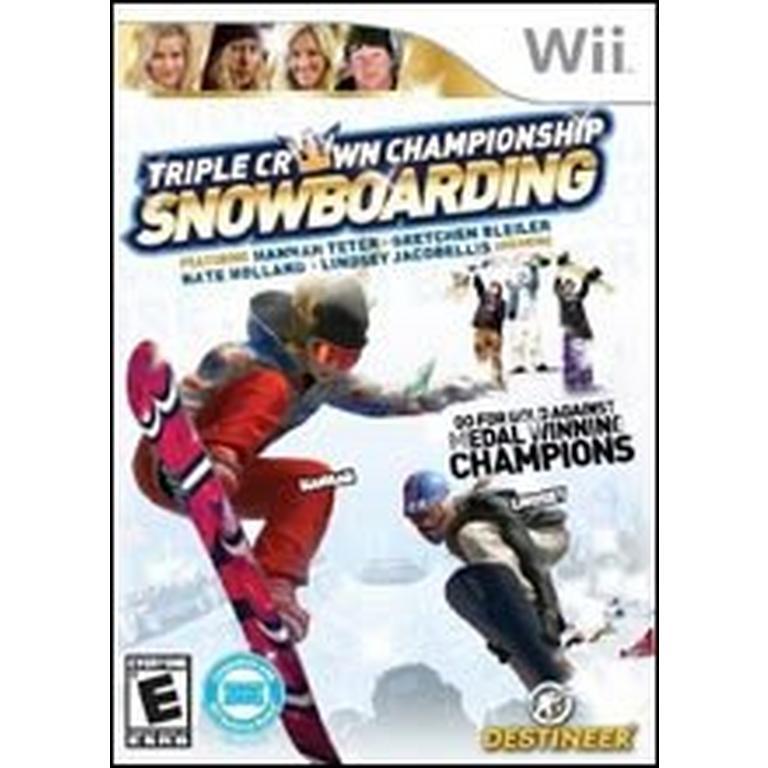 Triple Crown Snowboarding Championship