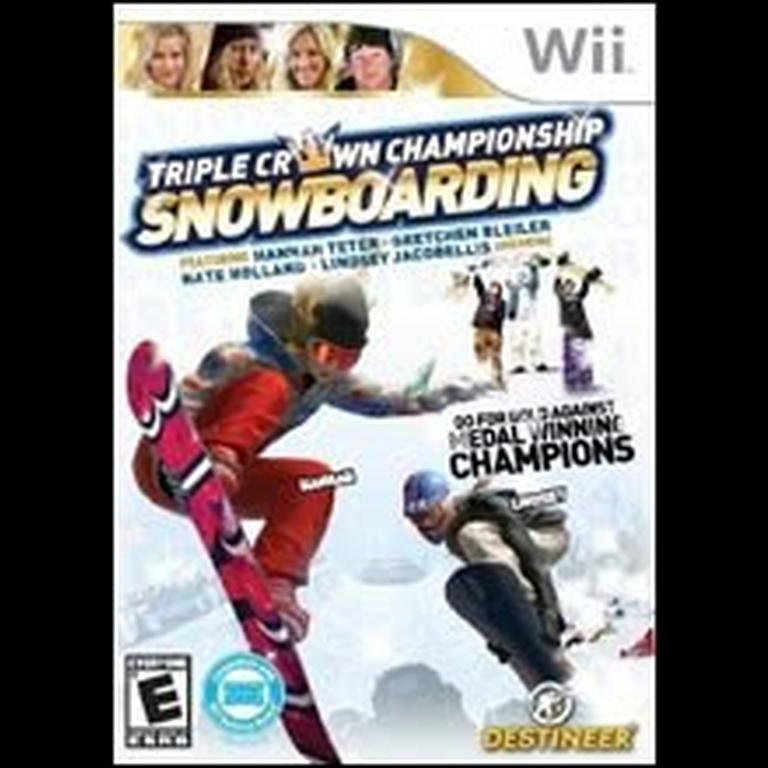 Triple Crown Snowboarding Championship