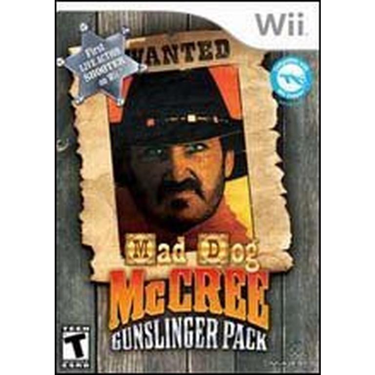 Mad Dog McCree Gunslinger Pack
