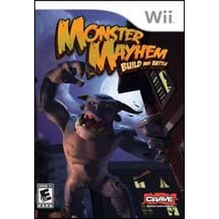 Monster Mayhem: Build and Battle