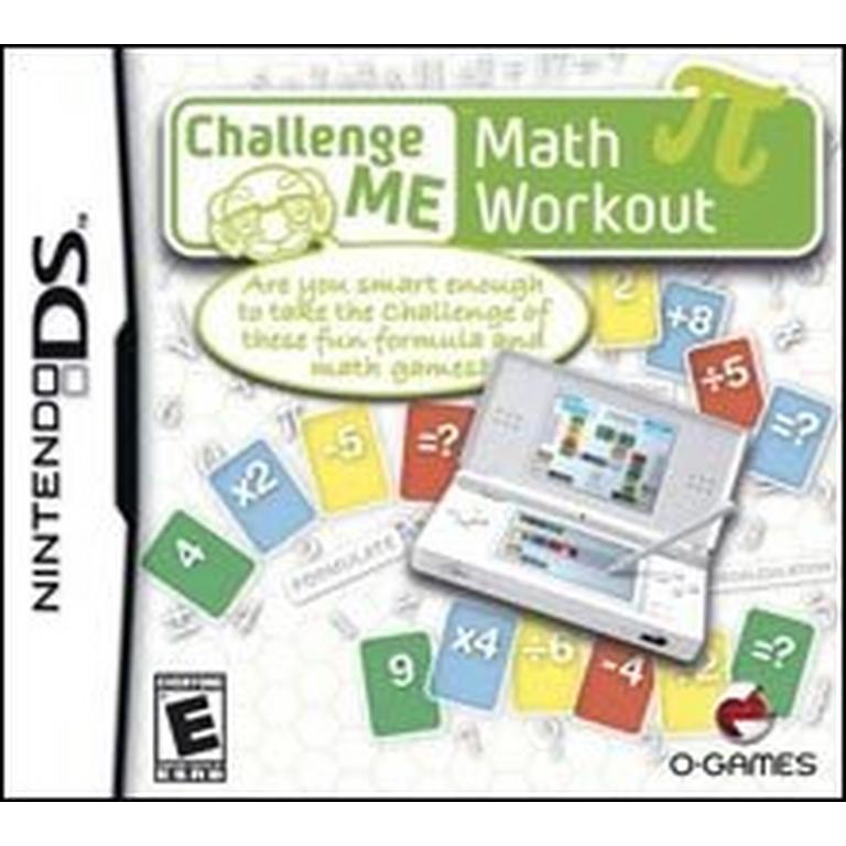 Challenge Me: Math Puzzles
