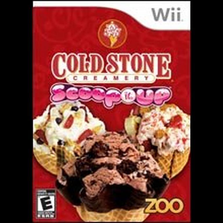 Cold Stone Creamery: Scoop it Up